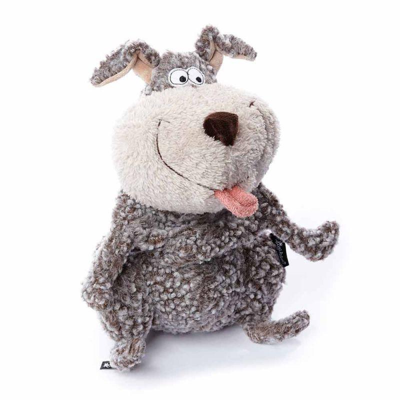 "Мягкая игрушка ""Собака Уотсон Бостон"" (25 см), Sigikid"