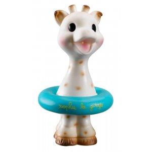 Игрушка для купания Жирафа Софи в спасательном круге, Sophie la girafe (Vulli)