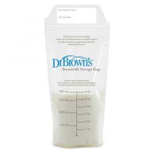 Пакеты для хранения молока, Dr. Brown's