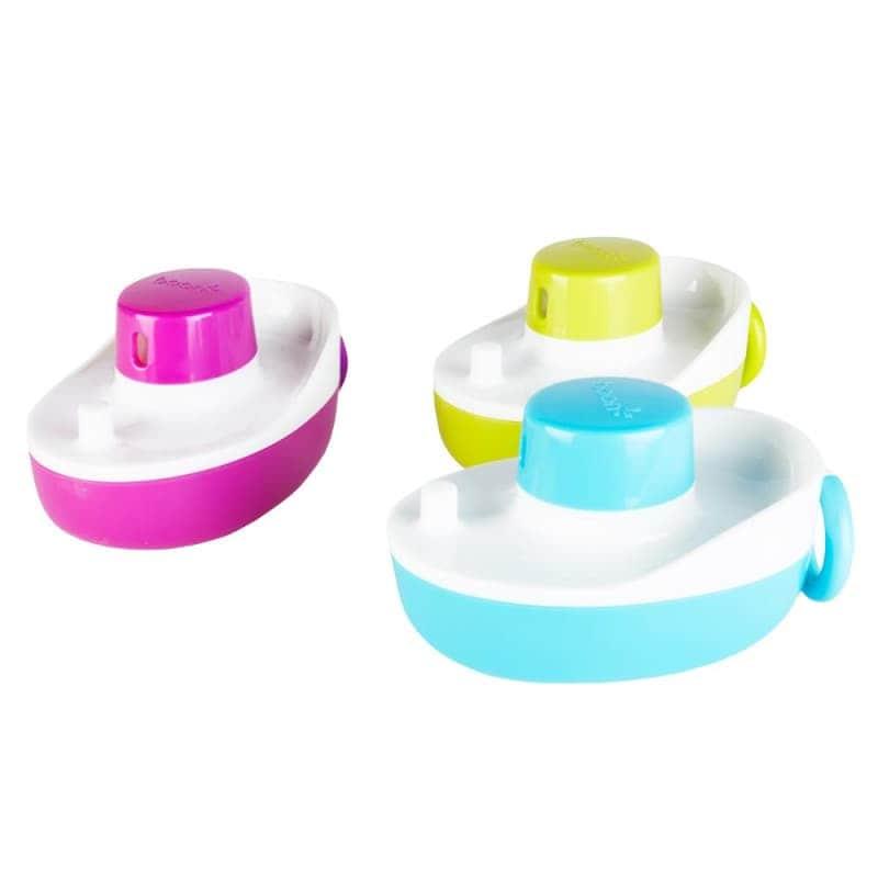 """Игрушка для купания """"Музыкальные лодочки"""" (Musical boats), Boon"""