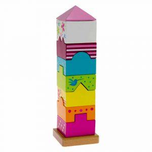 """Пирамидка """"Башня"""", Goki"""