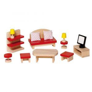 """Кукольный набор """"Мебель для прихожей"""", Goki"""