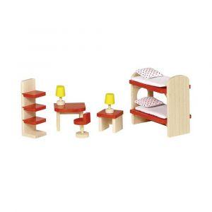 """Кукольный набор """"Мебель для детской комнаты"""", Goki"""