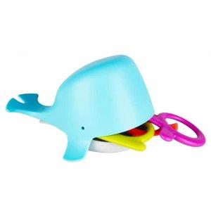 "Игрушка для купания ""Голодный кит"" (Hungry whale), Boon"