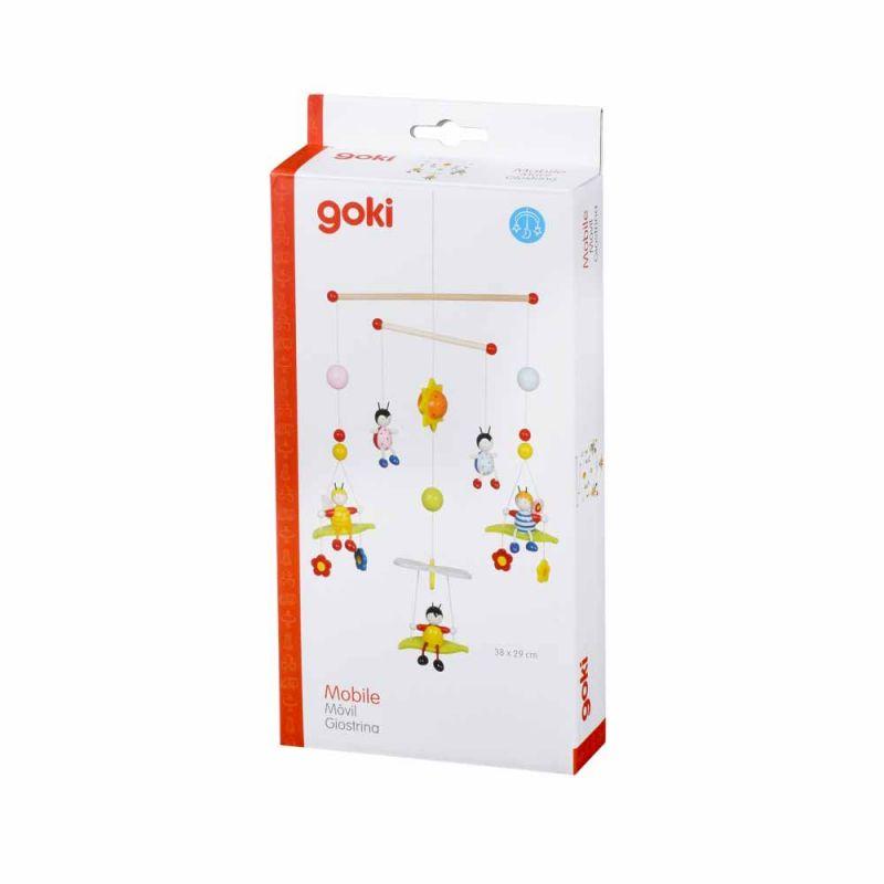"""Мобиль """"Пчелы и жуки"""", Goki"""