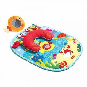 """Игровой коврик с подушкой """"Подводный мир"""", Tiny Love"""