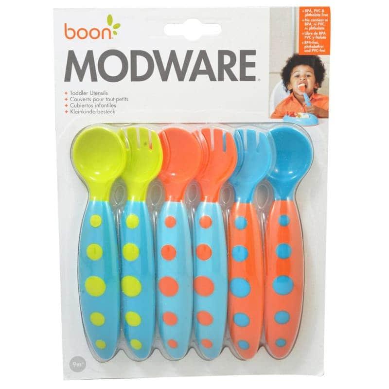 """Набор детских приборов """"Modware"""", Boon"""