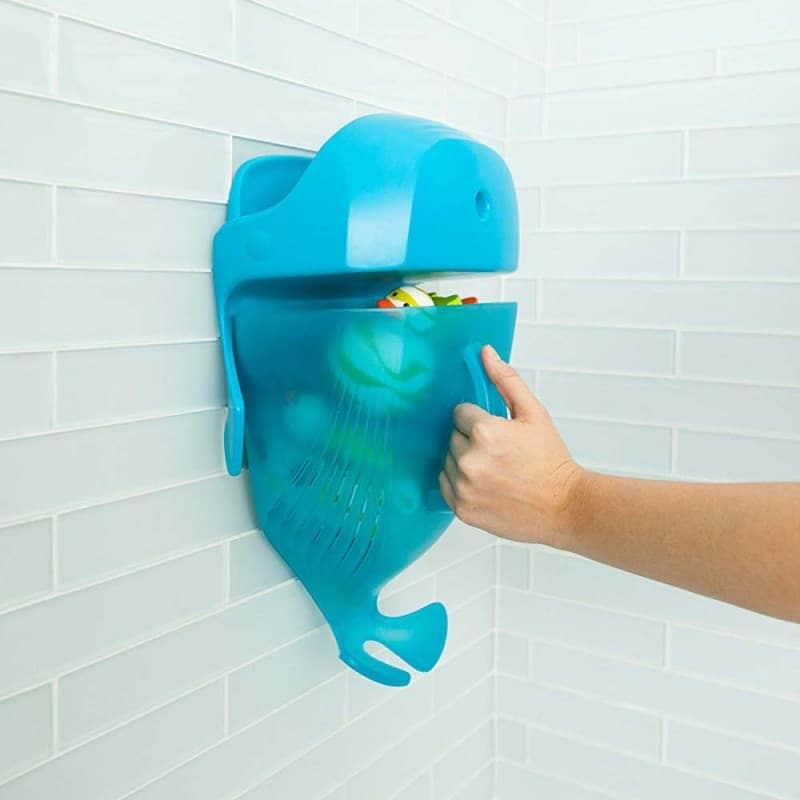 """Органайзер для ванной """"Кит"""" (Whale Pod), Boon"""