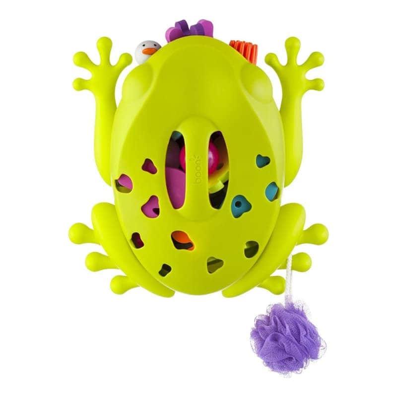 "Органайзер для ванной ""Жабка"" (Frog Pod), Boon"