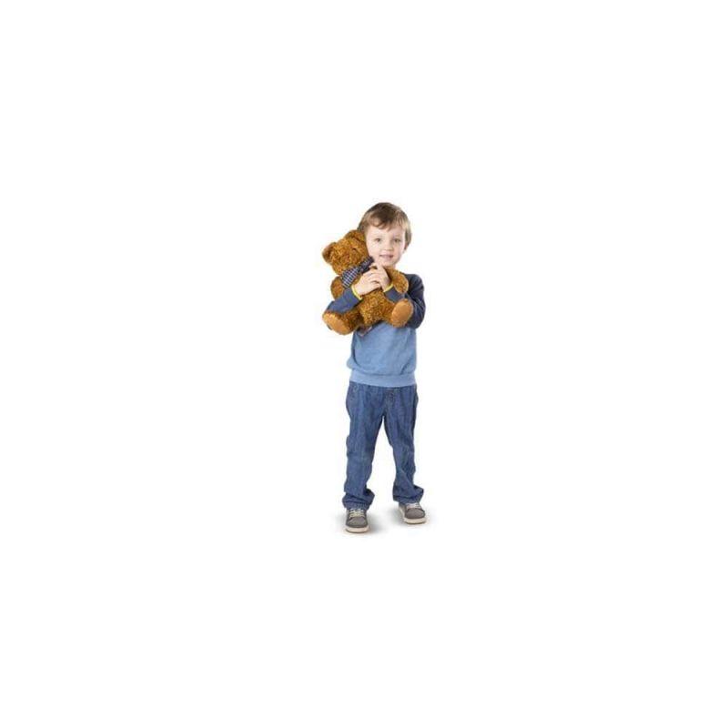 """Плюшевый мишка """"Каштанчик"""", Melissa&Doug"""