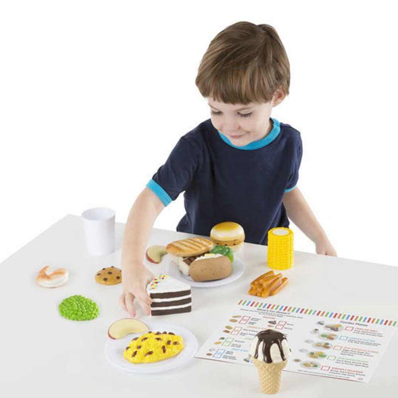 """Игровой набор продуктов """"Обед"""", Melissa&Doug"""