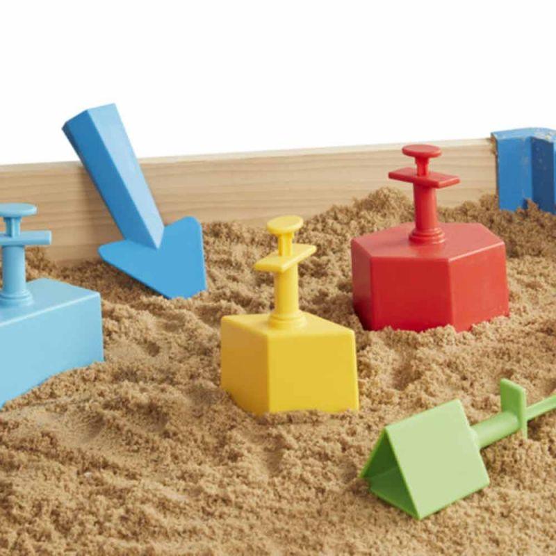 """Игровой набор """"Строительство песчаных фигур"""", Melissa&Doug"""