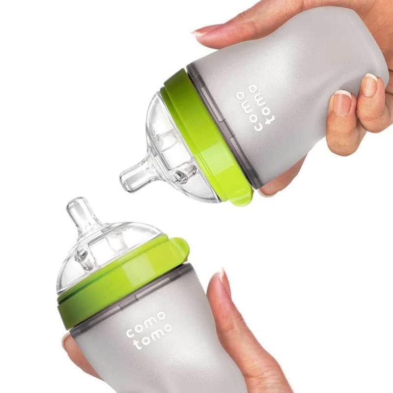 Набор антиколиковых бутылочек, Comotomo