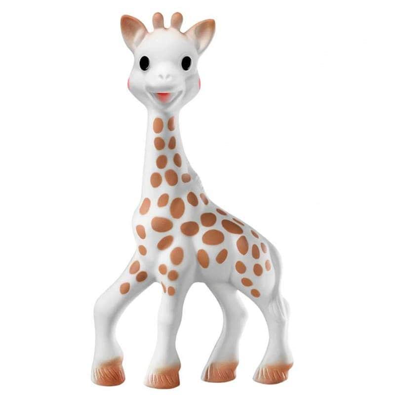 Подарочный набор So Pure (Жирафа Софи, брелок, Софи с кольцами), Sophie la girafe