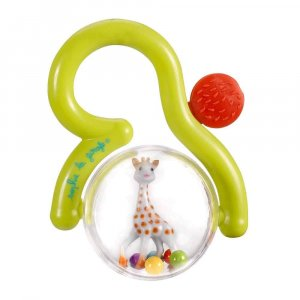 Погремушка Софи с ручкой, Sophie la girafe (Vulli)