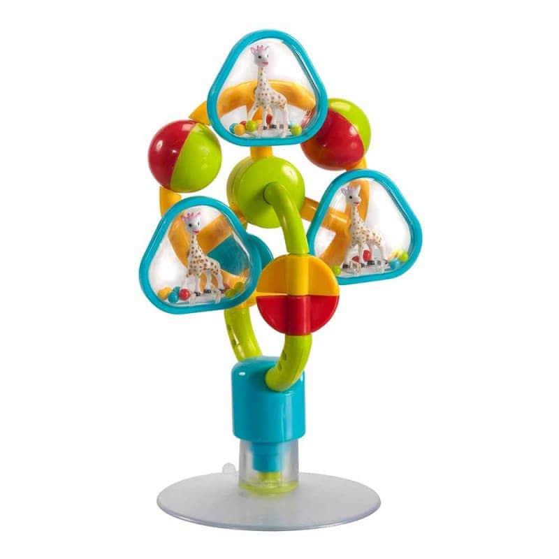Развивающая игрушка на присоске, Sophie la girafe (Vulli)