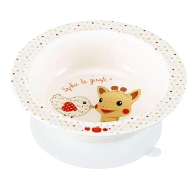 Подарочный набор детской посуды Жирафа Софи, Sophie la girafe (Vulli)