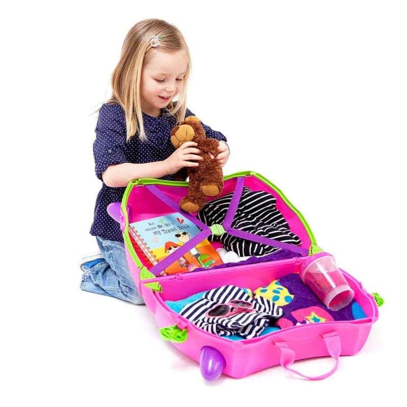 """Детский чемодан """"Trixie"""", Trunki"""