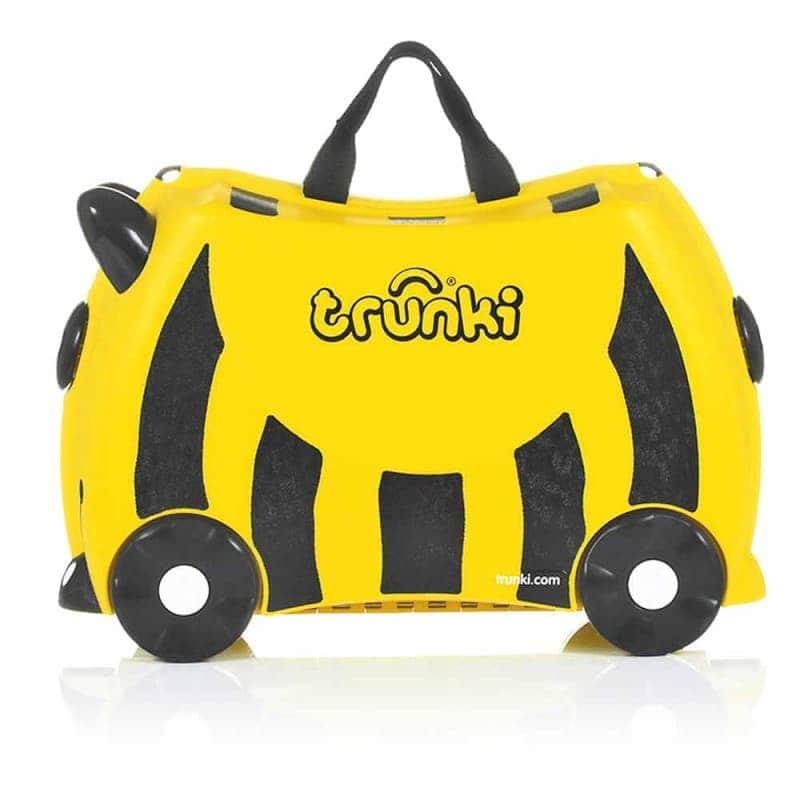 "Детский чемодан ""Bernard Bumble Bee"", Trunki"