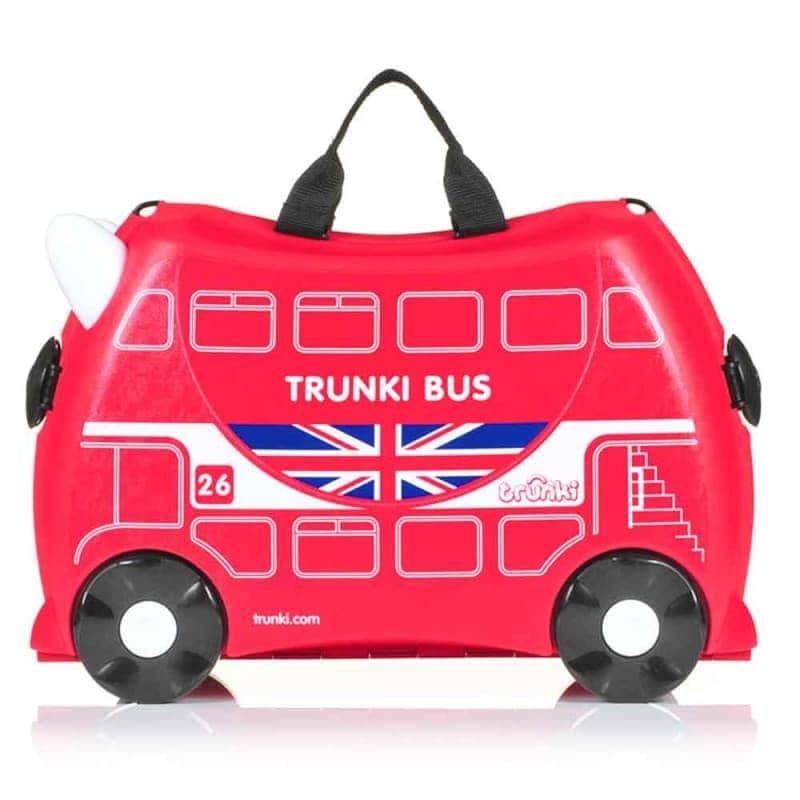 "Детский чемодан ""Boris Bus"", Trunki"