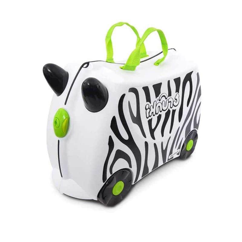 """Детский чемодан """"Zimba Zebra"""", Trunki"""