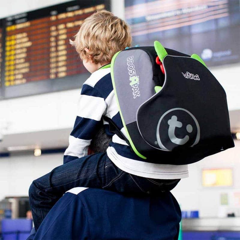 "Детский рюкзак-автокресло ""Boostapak"", Trunki"