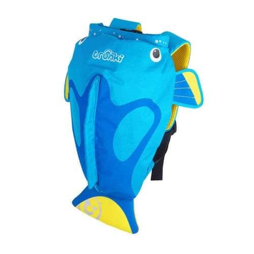 """Детский рюкзак """"Рыбка"""" (голубая), Trunki"""