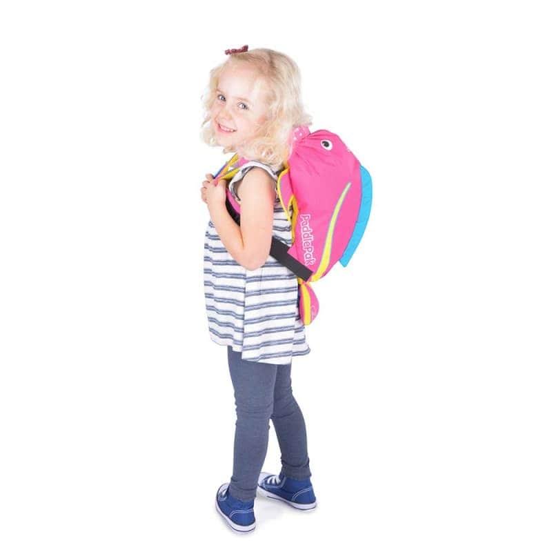 """Детский рюкзак """"Рыбка"""" (розовая), Trunki"""