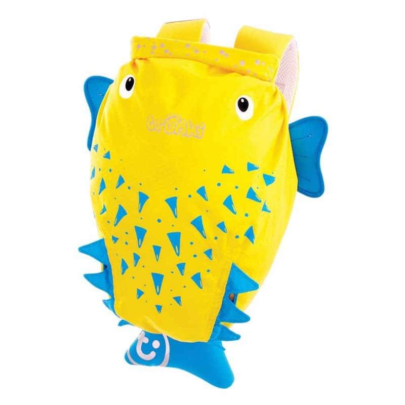 """Детский рюкзак """"Рыбка"""" (желтая), Trunki"""