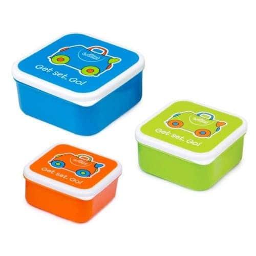 """Набор детских контейнеров для еды """"Terrance"""", Trunki"""