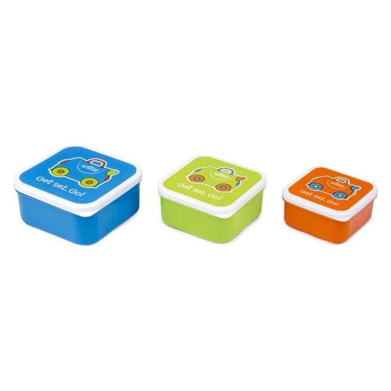 Набор детских контейнеров для еды (для мальчика), Trunki