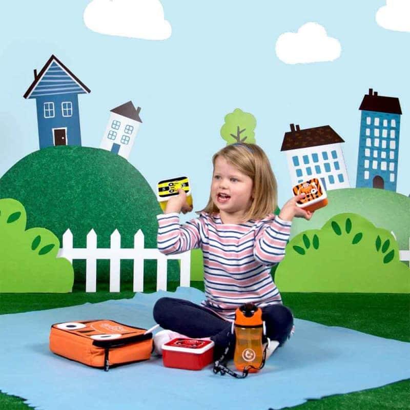 Набор детских контейнеров для еды, Trunki