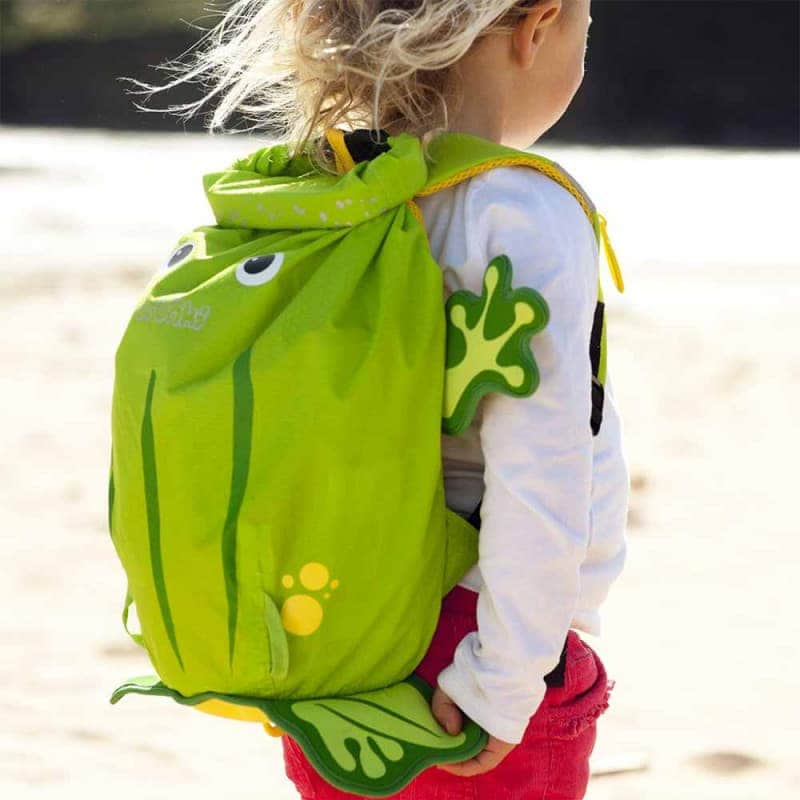 "Детский рюкзак ""Жабка"", Trunki"
