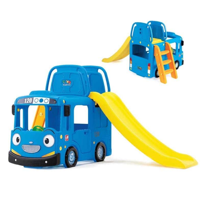 "Автобус-горка ""Tayo"" 3 в 1, YaYa"