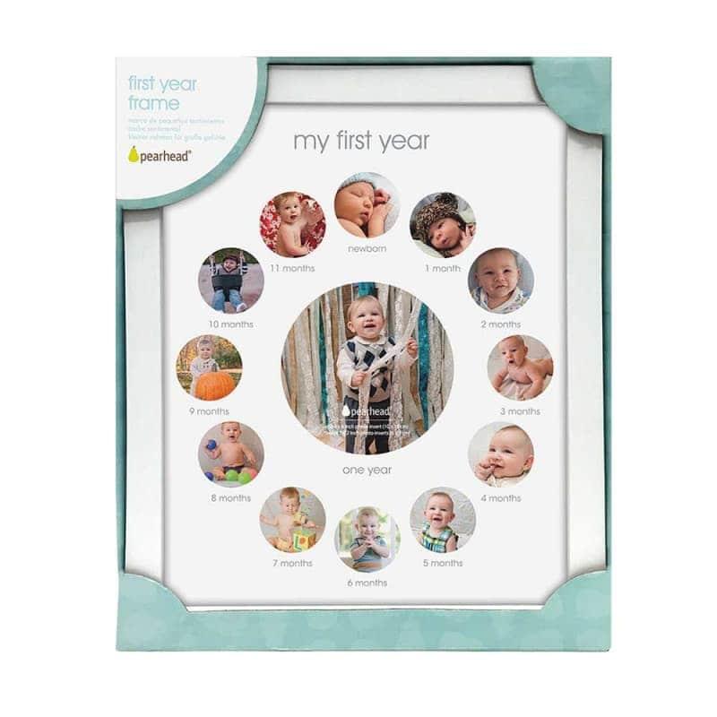 """Рамка для фото """"Мой первый год жизни"""", Pearhead"""