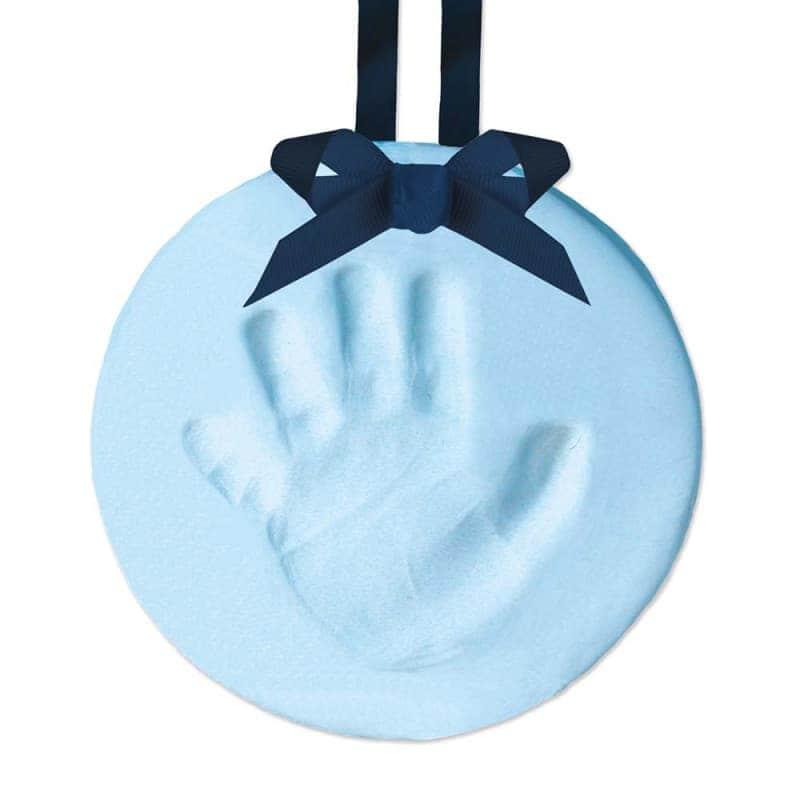 """Подарочный глиняный слепок на ленте """"Ладошка"""", Pearhead"""