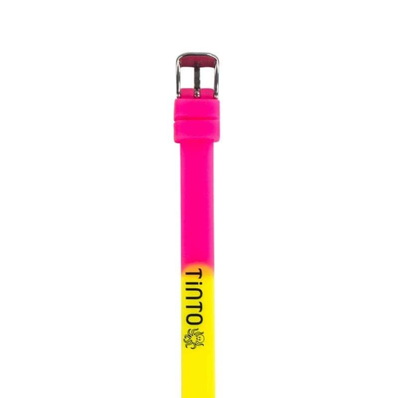Браслет силиконовый разноцветный, Tinto