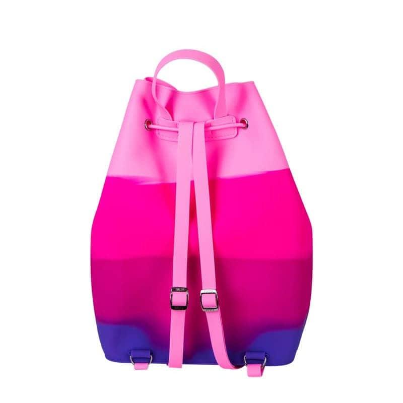 Рюкзак силиконовый разноцветный (средний), Tinto