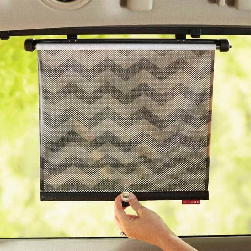 Солнцезащитные шторки в автомобиль, Skip Hop