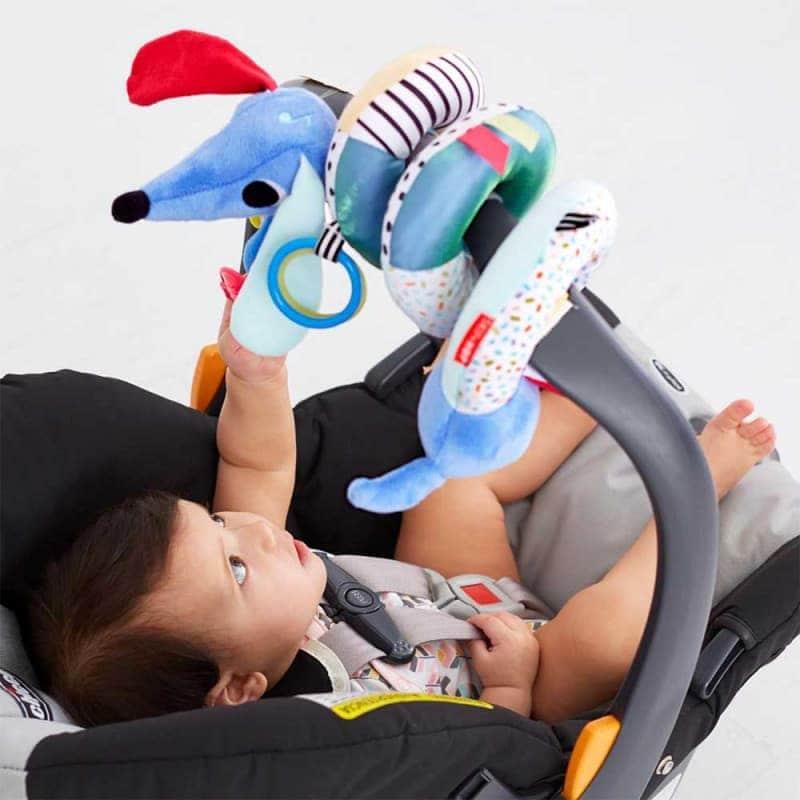 "Музыкальная игрушка на коляску ""Такса"", Skip Hop"