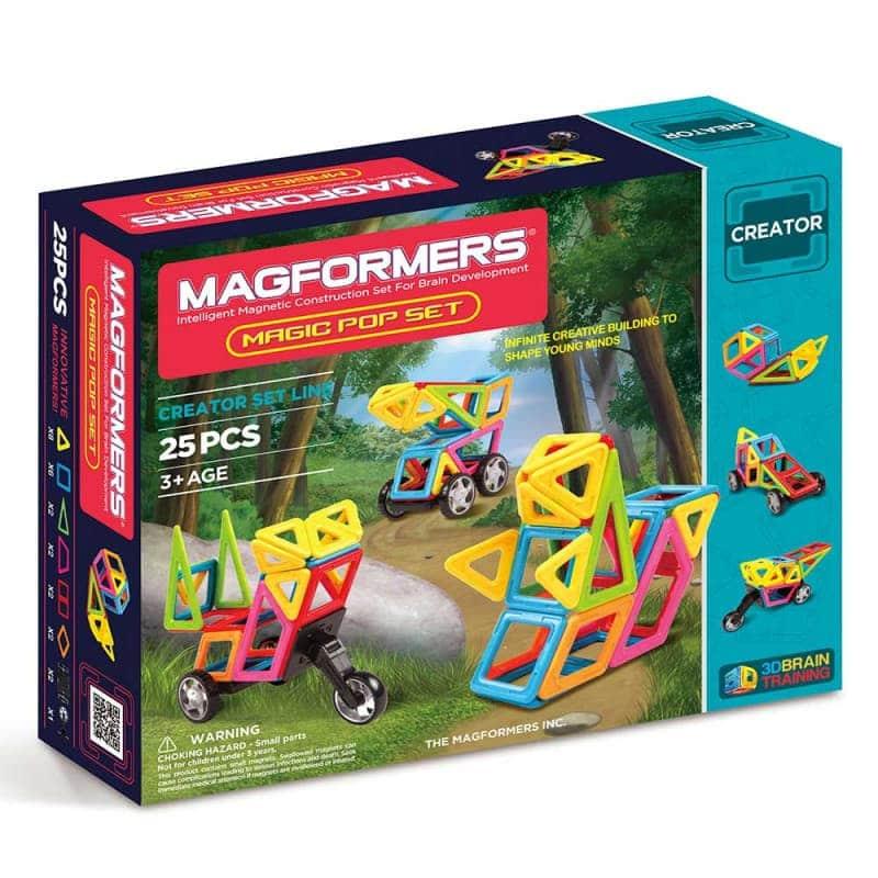 """Магнитный конструктор """"Magic Pop"""", Magformers"""