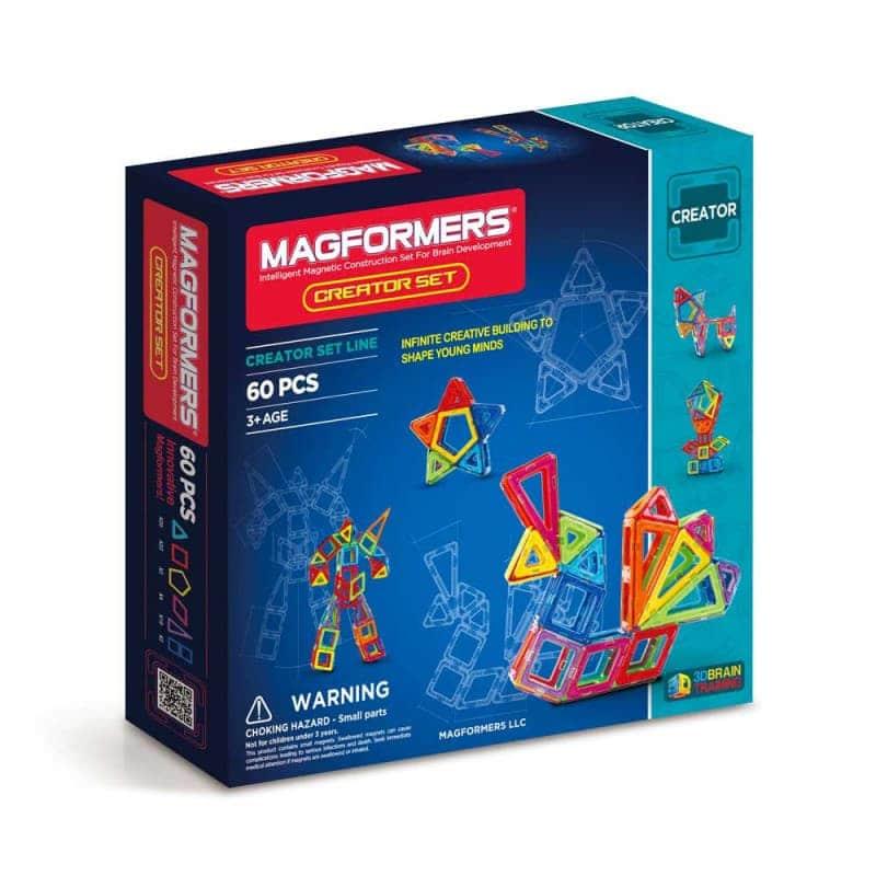 """Магнитный конструктор """"Creator set"""", Magformers"""