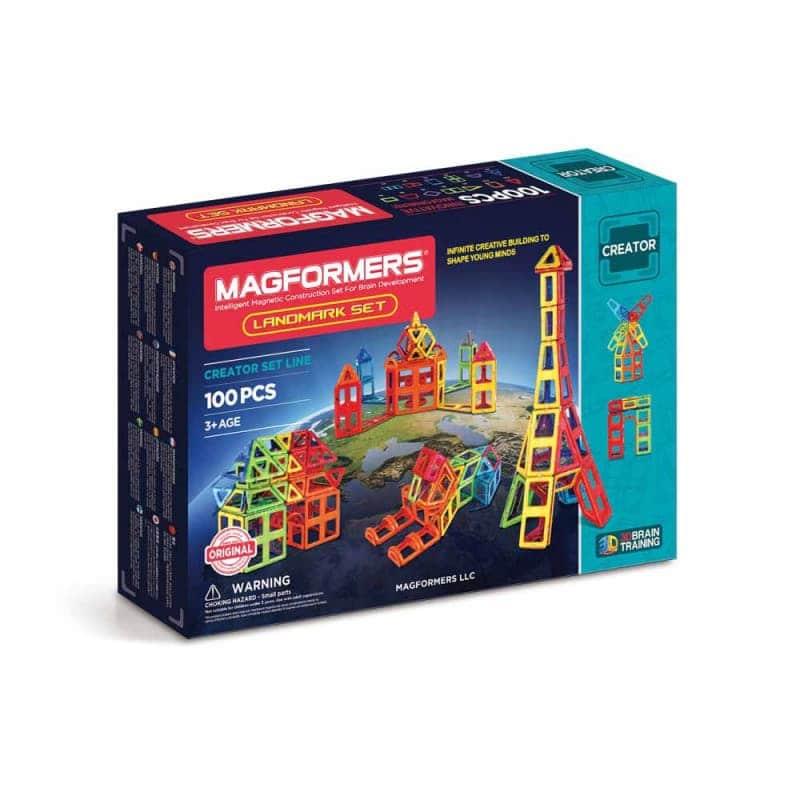 """Магнитный конструктор """"Landmark set"""", Magformers"""