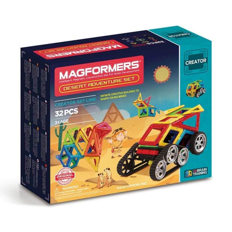 """Магнитный конструктор """"Desert Adventure Set"""", Magformers"""
