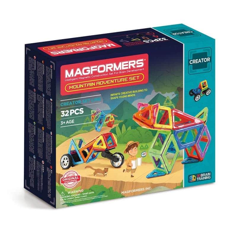 """Магнитный конструктор """"Mountain Adventure"""", Magformers"""
