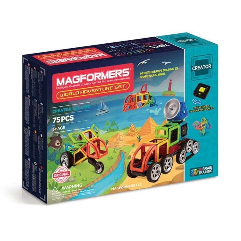 """Магнитный конструктор """"Adventure World Set"""", Magformers"""