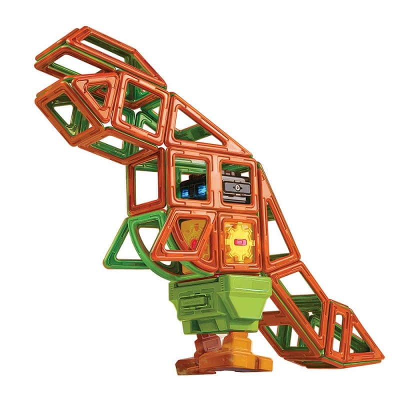 """Магнитный конструктор """"Walking Dinosaur Set"""", Magformers"""