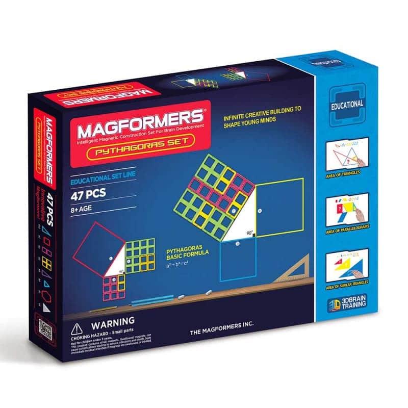 """Магнитный конструктор """"Pythagoras Set"""", Magformers"""
