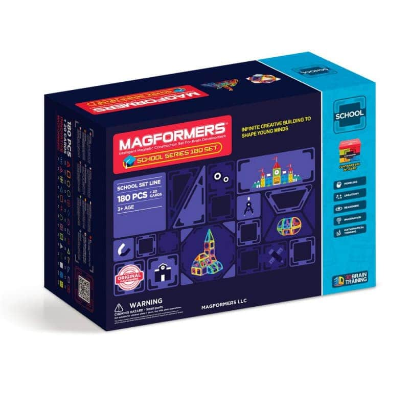 """Магнитный конструктор """"School series"""", Magformers"""