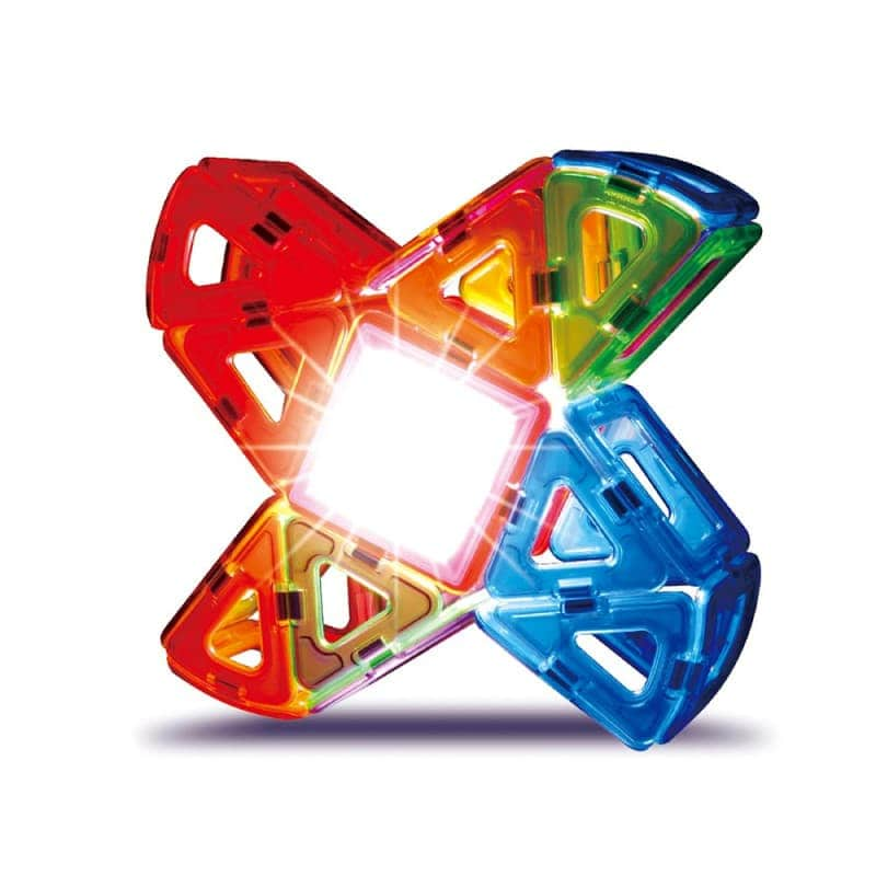 """Магнитный конструктор """"Lighted Set"""", Magformers"""